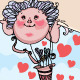 Cupids with Valentine Card - GraphicRiver Item for Sale
