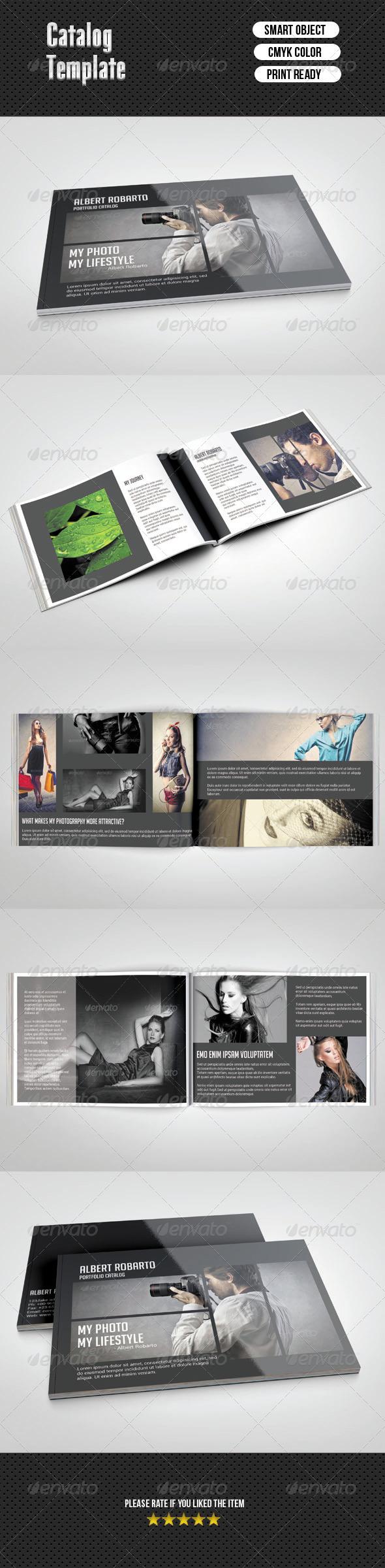 Portfolio Catalog - Catalogs Brochures