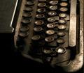 Typewriter - PhotoDune Item for Sale