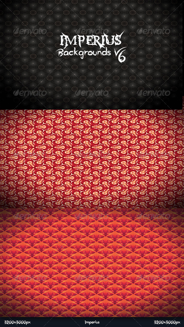 Backgrounds V6 - Patterns Backgrounds