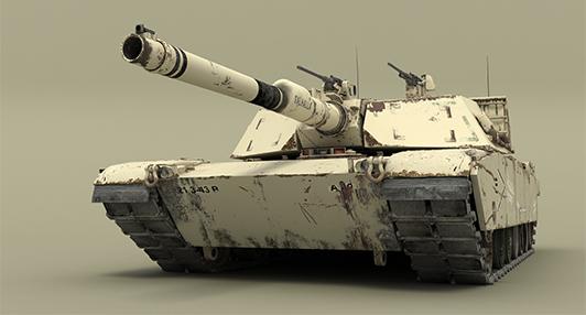 3D Models - Military