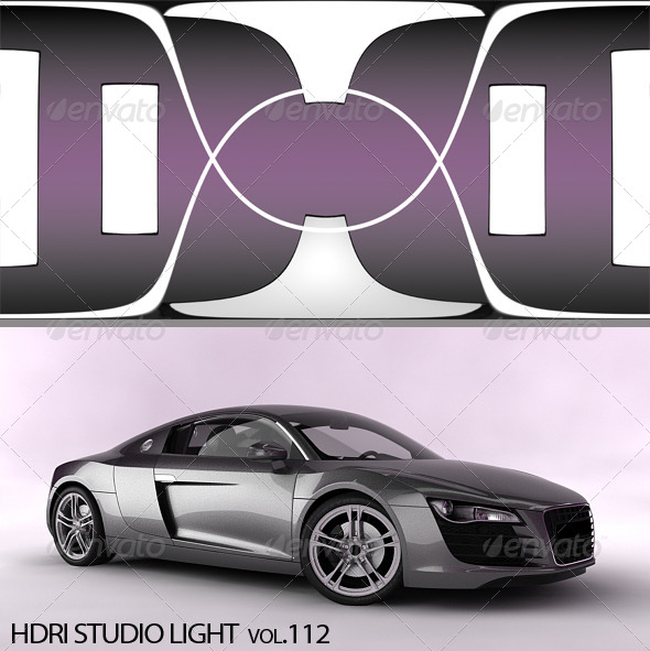 HDRI_Light_112 - 3DOcean Item for Sale