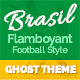 Brasil Ghost Theme - ThemeForest Item for Sale