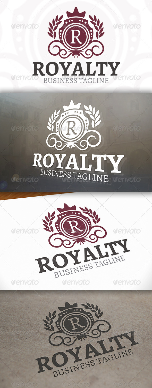 GraphicRiver Crest Logo 6851328
