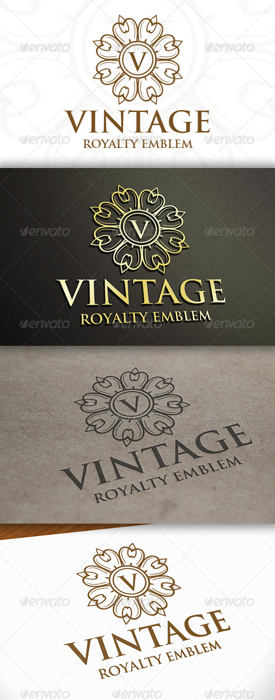 GraphicRiver Vintage Logo 6852317