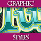 Set of Original Graphic Styles for Various Design. - GraphicRiver Item for Sale