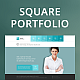 Square Portfolio - Responsive HTML Template - ThemeForest Item for Sale