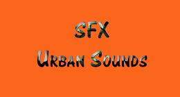 SFX Urban Sounds