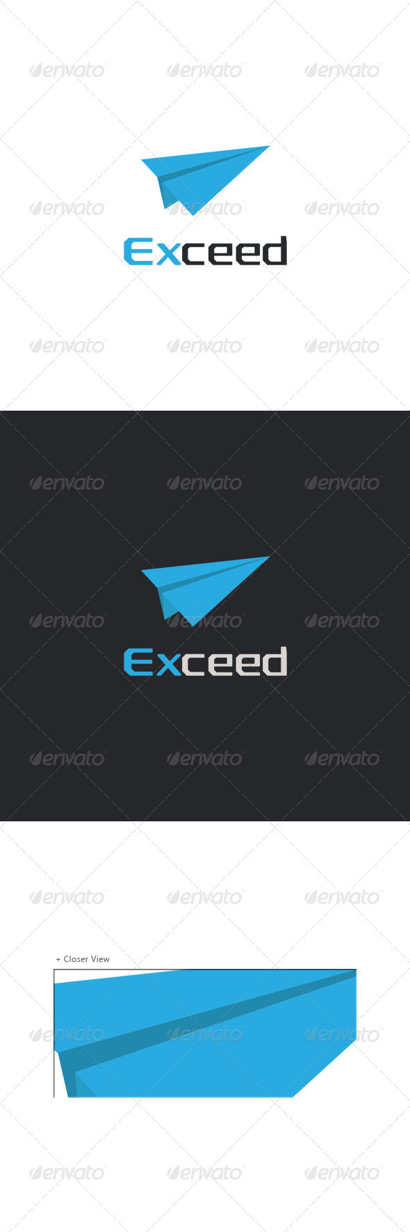 GraphicRiver Exceed Logo 715962