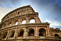 Ancient Colosseum in Rome - PhotoDune Item for Sale