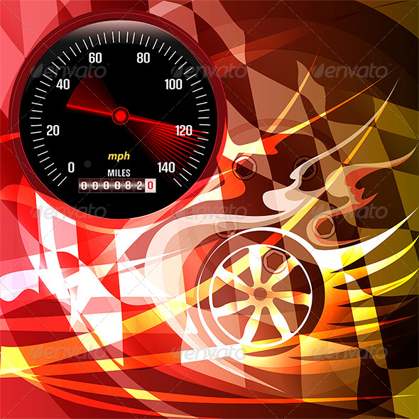 GraphicRiver The Speed 6854195