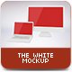 The White MockUp - GraphicRiver Item for Sale
