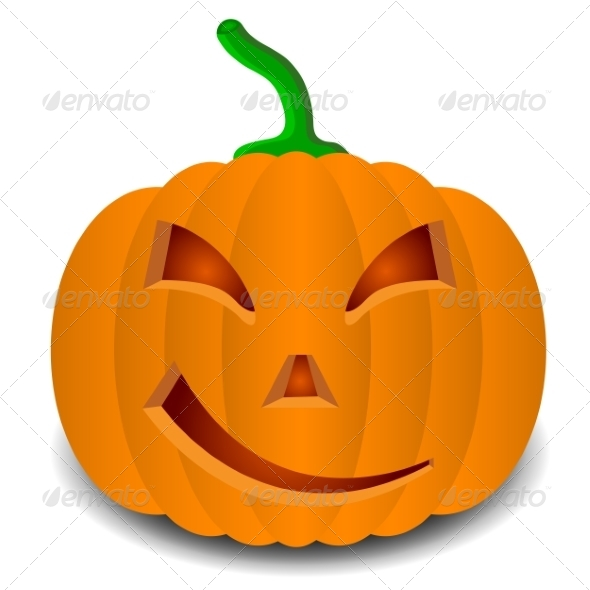 GraphicRiver Pumpkin for Halloween 6855048