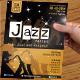 Jazz Concert Flyer V2 - GraphicRiver Item for Sale