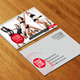 Pole Dancing Club Business Card AN0233 - GraphicRiver Item for Sale