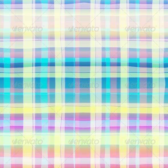 GraphicRiver Seamless Abstract Scottish Plaid 6855821