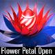 Flower Petal Open