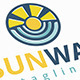 Sun Water Logo - GraphicRiver Item for Sale