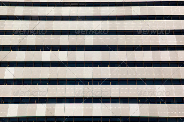 Office Building Facade - Stock Photo - Images