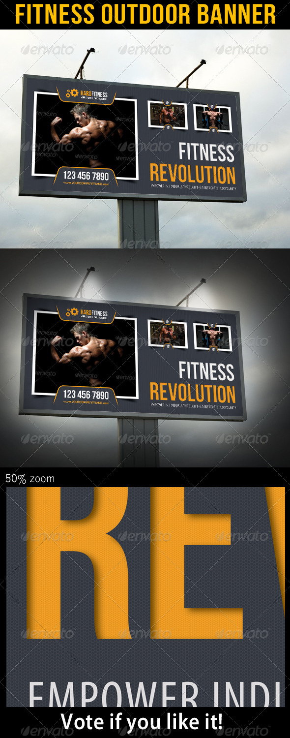GraphicRiver Fitness Outdoor Banner 10 6858599