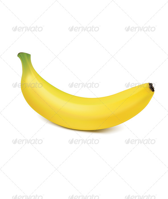GraphicRiver Banana 6859228