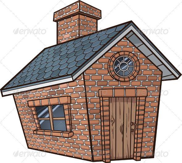 GraphicRiver Little Brick House 6859358