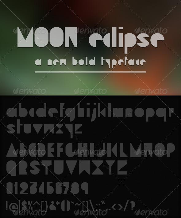 GraphicRiver Moon Eclipse 6859953