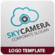 Sky Camera Logo Template - GraphicRiver Item for Sale