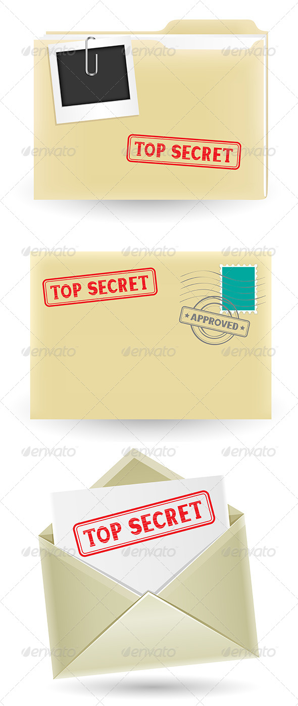 GraphicRiver Secret File 6860108