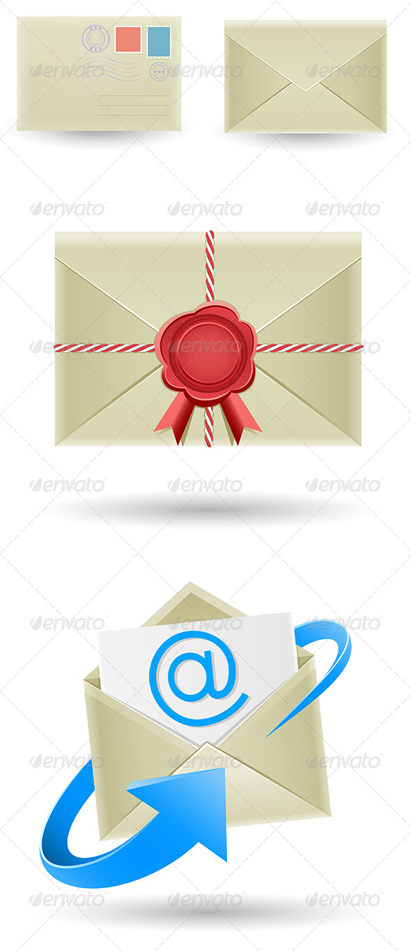 GraphicRiver Envelope 6860221