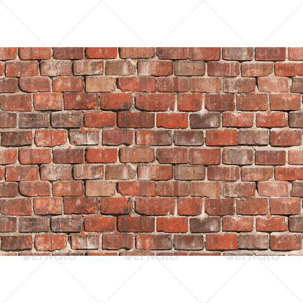 GraphicRiver Tileable Old Brick Wall texture 6860485