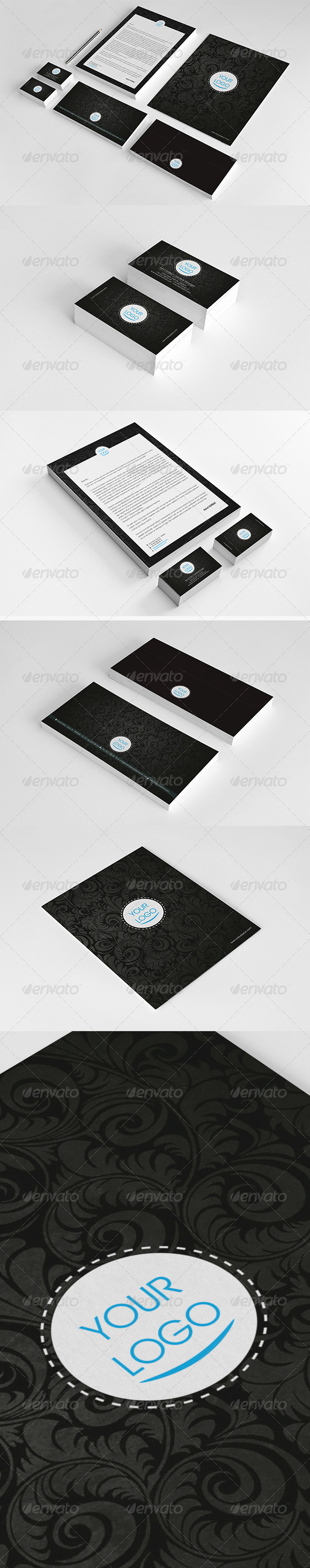GraphicRiver Colin Corporate Identity Package 6861055