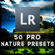 50 Pro Beautiful Nature Presets Vol 2 - GraphicRiver Item for Sale