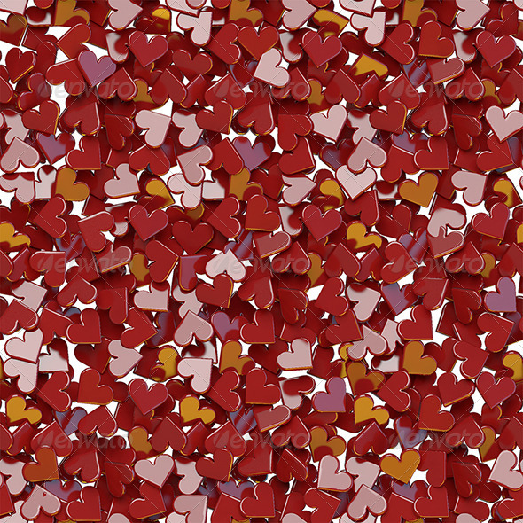 GraphicRiver Heart Tile 6862608