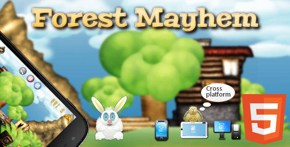 CodeCanyon Forest Mayhem 6862651