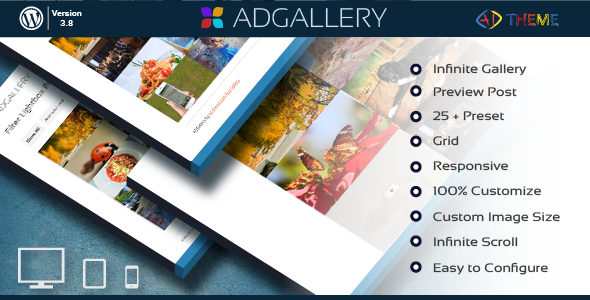 CodeCanyon AD Gallery Premium Wordpress Plugin 6862759