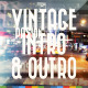 Vintage Intro & Outro - VideoHive Item for Sale