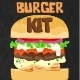 Burger Kit - GraphicRiver Item for Sale