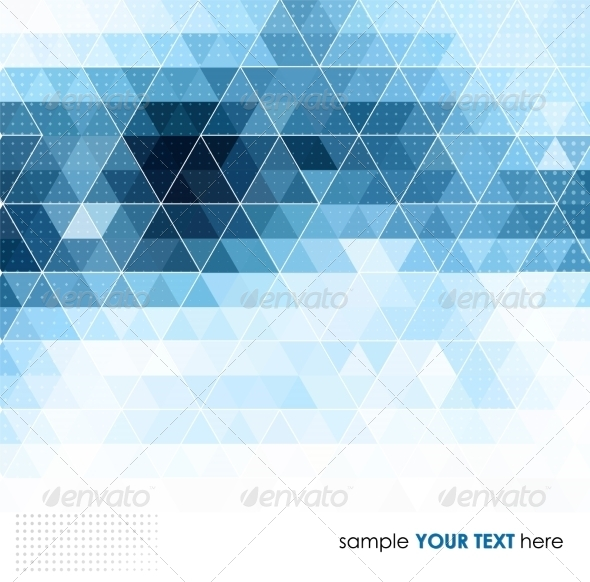 GraphicRiver Abstract Technology Background in Color 6865178