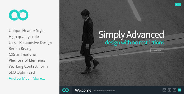 ThemeForest Reload Responsive Multi-Purpose HTML Template 6862381