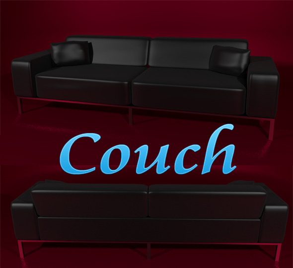 3DOcean Couch 6865349