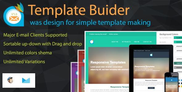 ThemeForest Folio-Responsive Email Template with Editor 6845325