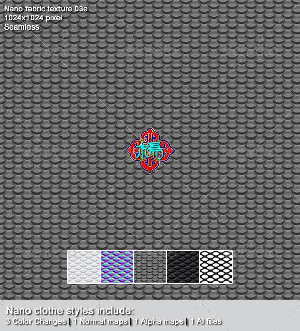 3DOcean Nano fabric texture 03e 6865942