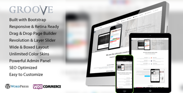 ThemeForest Groove Retina Responsive Multi-Purpose WP Theme 6809514