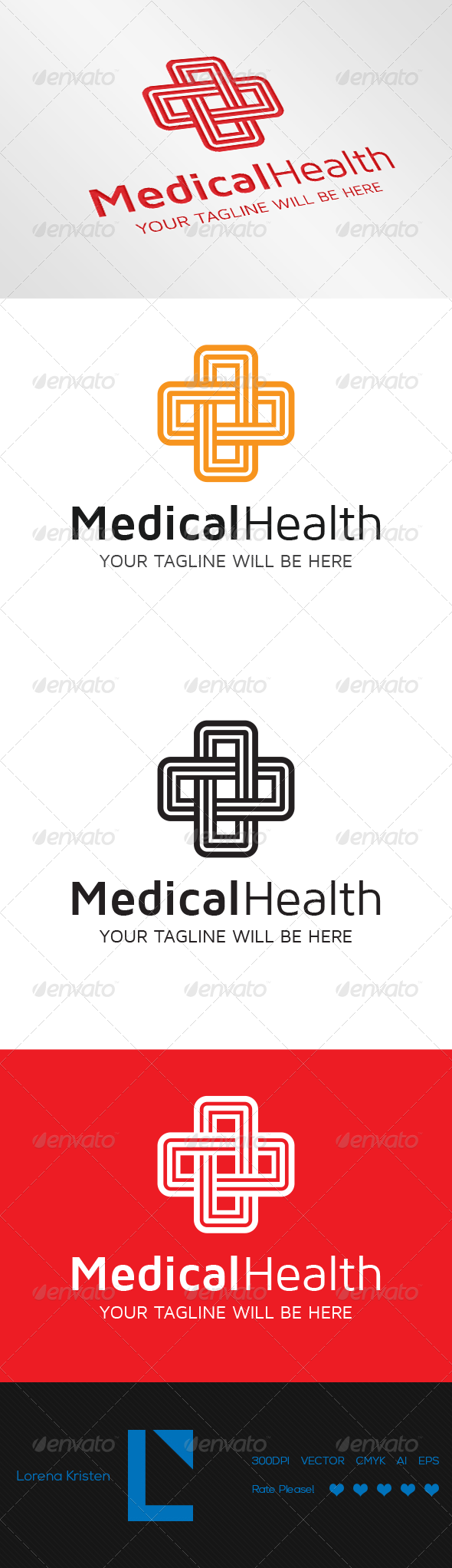 GraphicRiver Medical Health 6867360
