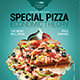 Special Pizza Flyer