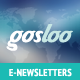 Gosloo E-newsletters - GraphicRiver Item for Sale