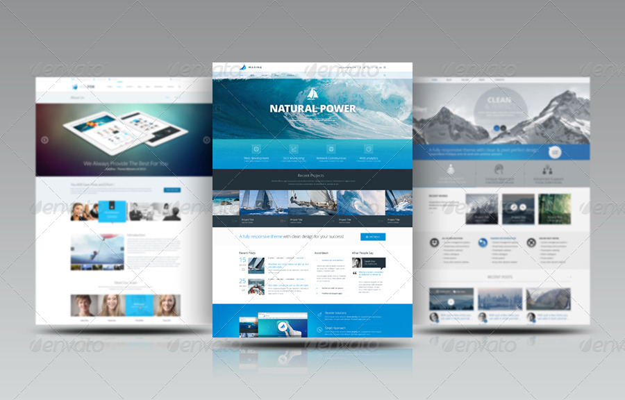 Website Display Mockup V3 by LeGraficano   GraphicRiver