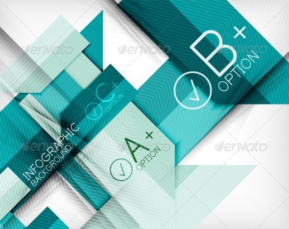 GraphicRiver Business Presentation Stripes Abstract Background 6867997