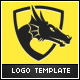 Dragon Shield Logo Template - GraphicRiver Item for Sale